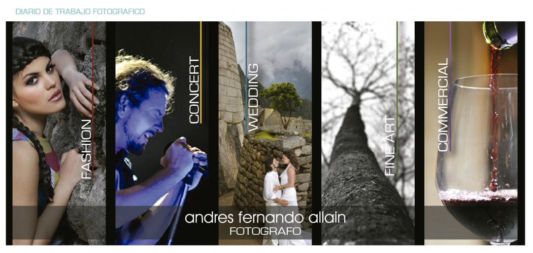Andrés Fernando Allain | Fotógrafo | Cusco, Perú | Publicidad | Bodas | Conciertos | Fine Art